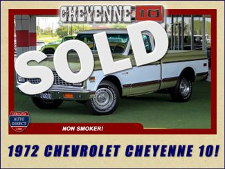1972 Chevrolet Cheyenne 10 RWD - 350 V8 - AUTO - AIR CONDITIONING! Mooresville , NC