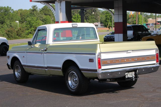1972 Chevrolet Cheyenne 10 RWD - 350 V8 - AUTO - AIR CONDITIONING! Mooresville , NC 25