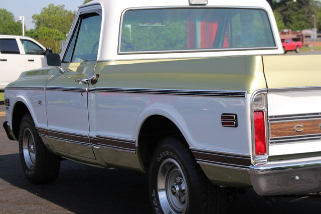 1972 Chevrolet Cheyenne 10 RWD - 350 V8 - AUTO - AIR CONDITIONING! Mooresville , NC 27