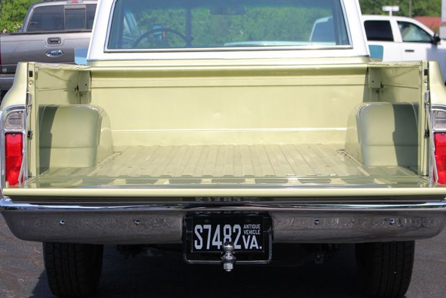 1972 Chevrolet Cheyenne 10 RWD - 350 V8 - AUTO - AIR CONDITIONING! Mooresville , NC 15