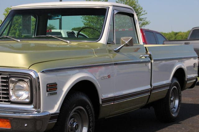 1972 Chevrolet Cheyenne 10 RWD - 350 V8 - AUTO - AIR CONDITIONING! Mooresville , NC 23