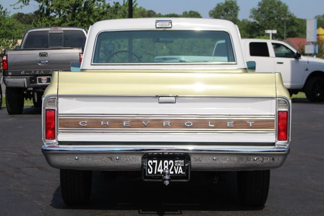 1972 Chevrolet Cheyenne 10 RWD - 350 V8 - AUTO - AIR CONDITIONING! Mooresville , NC 14