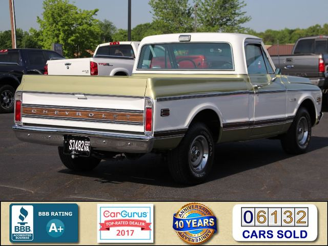1972 Chevrolet Cheyenne 10 RWD - 350 V8 - AUTO - AIR CONDITIONING! Mooresville , NC 2