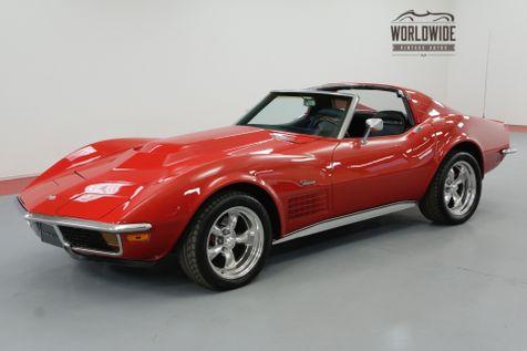 1972 Chevrolet CORVETTE RESTORED 700 MILES 580HP 4-SPEED MONSTER | Denver, CO | Worldwide Vintage Autos in Denver, CO
