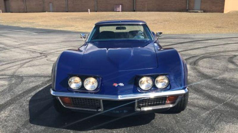1972 Chevrolet CORVETTE STINGRAY  in Hope Mills, NC