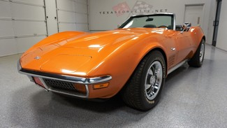 1972 Chevrolet Corvette in Lubbock Texas