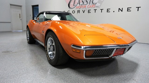 1972 Chevrolet Corvette Stingray | Lubbock, Texas | Classic Motor Cars in Lubbock, Texas