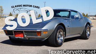 1972 Chevrolet Corvette in Lubbock Texas