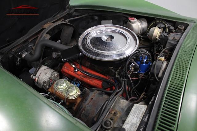 1972 Chevrolet Corvette Merrillville, Indiana 8