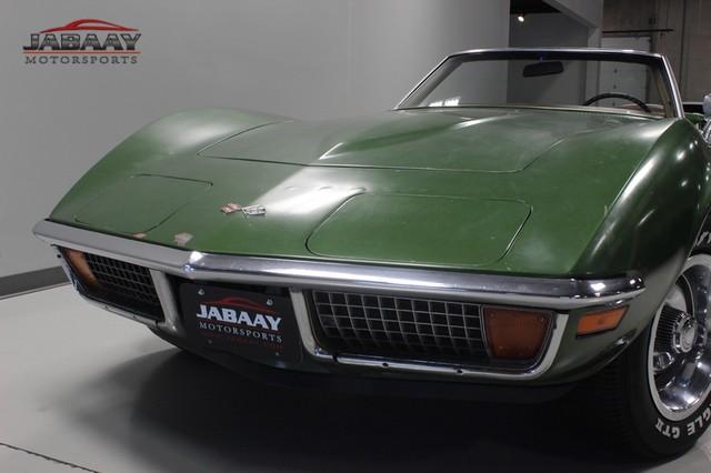 1972 Chevrolet Corvette Merrillville, Indiana 31