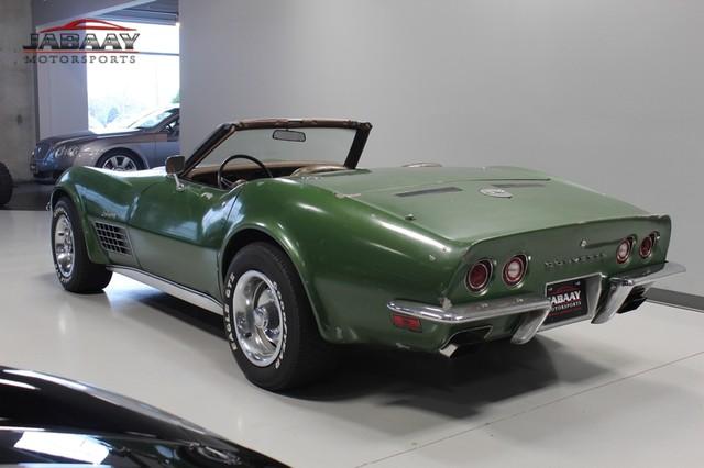 1972 Chevrolet Corvette Merrillville, Indiana 2
