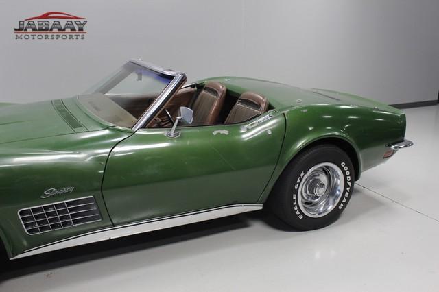 1972 Chevrolet Corvette Merrillville, Indiana 35