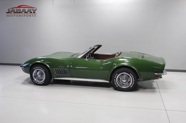 1972 Chevrolet Corvette Merrillville, Indiana 39