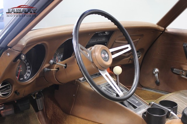 1972 Chevrolet Corvette Merrillville, Indiana 10