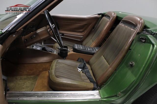 1972 Chevrolet Corvette Merrillville, Indiana 11