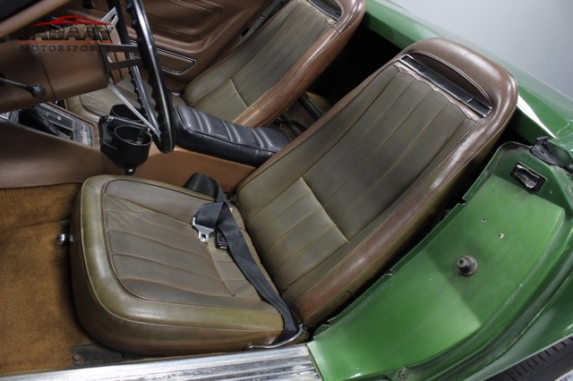1972 Chevrolet Corvette Merrillville, Indiana 12