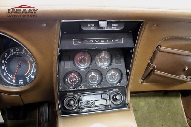 1972 Chevrolet Corvette Merrillville, Indiana 18