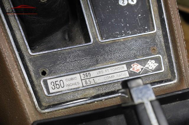 1972 Chevrolet Corvette Merrillville, Indiana 21