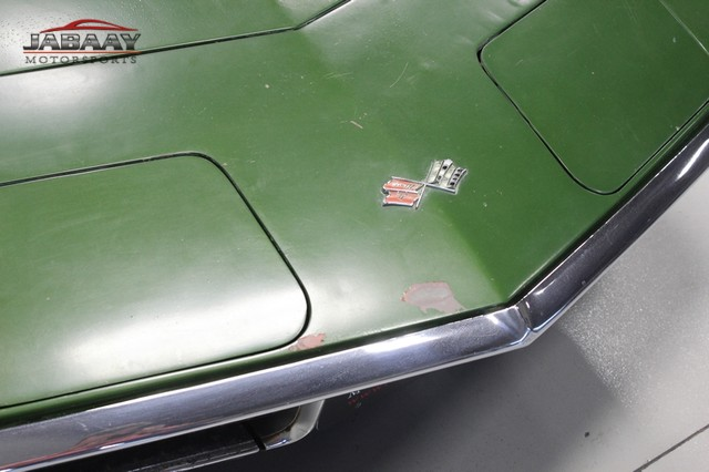 1972 Chevrolet Corvette Merrillville, Indiana 29