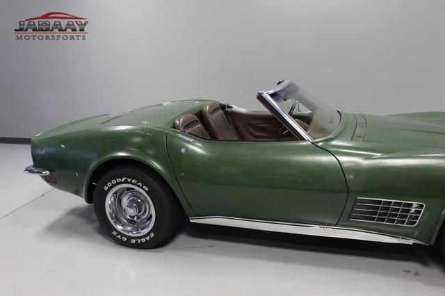 1972 Chevrolet Corvette Merrillville, Indiana 40