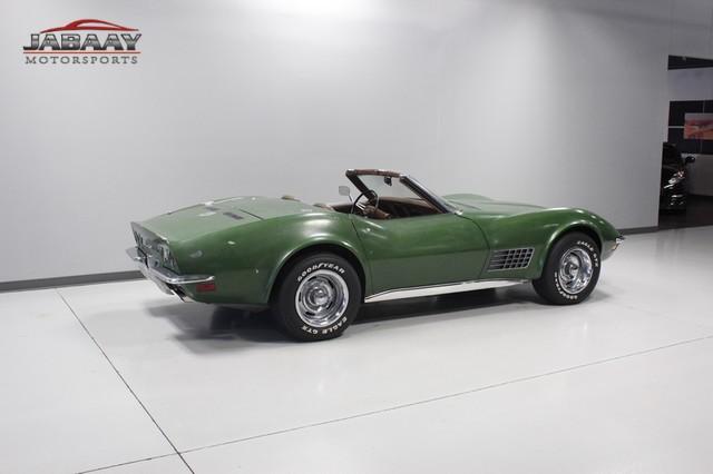 1972 Chevrolet Corvette Merrillville, Indiana 42