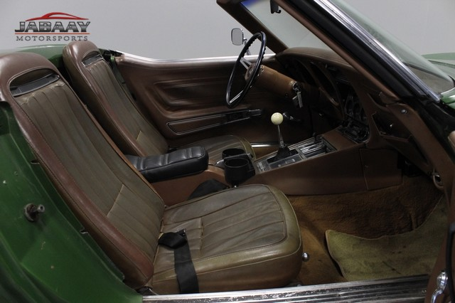 1972 Chevrolet Corvette Merrillville, Indiana 14