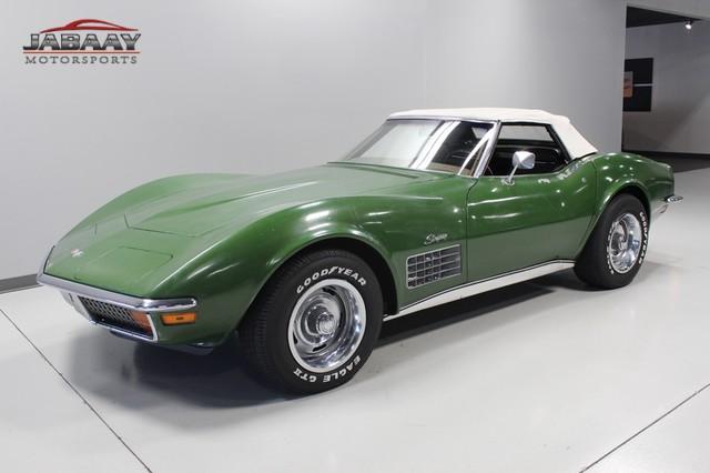 1972 Chevrolet Corvette Merrillville, Indiana 24