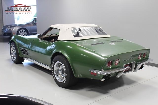 1972 Chevrolet Corvette Merrillville, Indiana 26