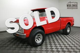 1972 Chevrolet K10 RESTORED ORIGINAL 4X4 SHORTBED.$6K 454 V8!  in Denver Colorado