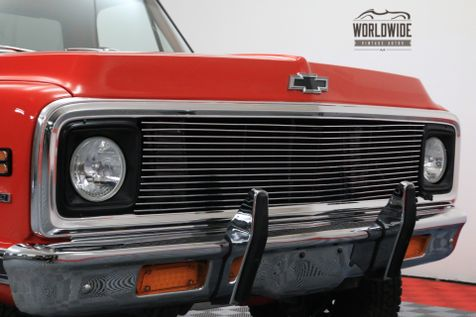 1972 Chevrolet K20 4X4! FULLY RESTORED! FI V8! 4 SPEED! | Denver, Colorado | Worldwide Vintage Autos in Denver, Colorado