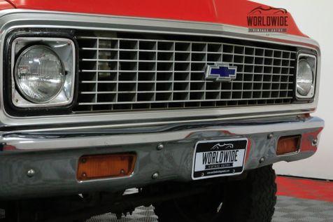 1972 Chevrolet K20 4x4. 3/4 TON CHEYENNE! 350V8. 4-SPEED   Denver, CO   WORLDWIDE VINTAGE AUTOS in Denver, CO