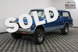 1972 Chevrolet SUBURBAN RESTORED 4X4 $5K AC SYSTEM V8 AUTO in Denver Colorado