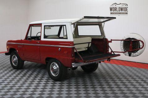 1972 Ford BRONCO UNCUT 02 V8 PS 4X4  | Denver, Colorado | Worldwide Vintage Autos in Denver, Colorado