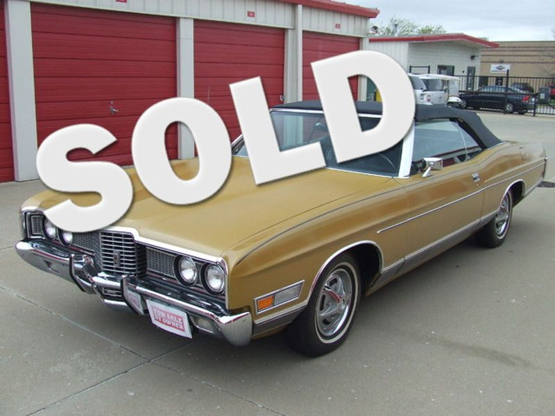 1972 Ford LTD | Mokena, Illinois | Classic Cars America LLC | Mokena ...