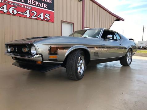 1972 Ford Mustang Mach 1 in Abilene