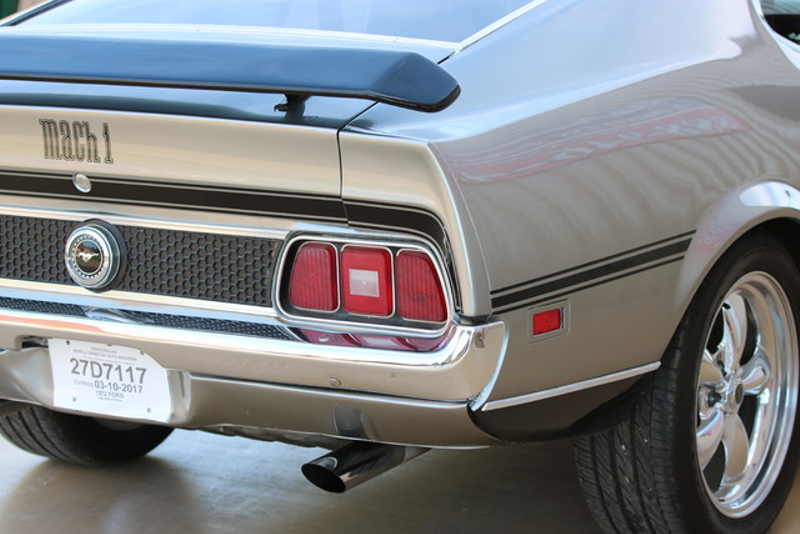 1972 Ford Mustang Mach 1  city TX  Auto Piccasso  in Abilene, TX