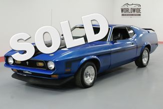 1972 Ford MUSTANG MACH 1 in Denver CO