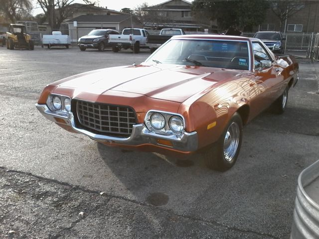 1972 Ford Ranchero San Antonio, Texas 3