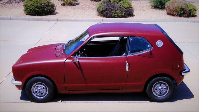 1972 Honda Z-600 COUPE Phoenix, Arizona 11