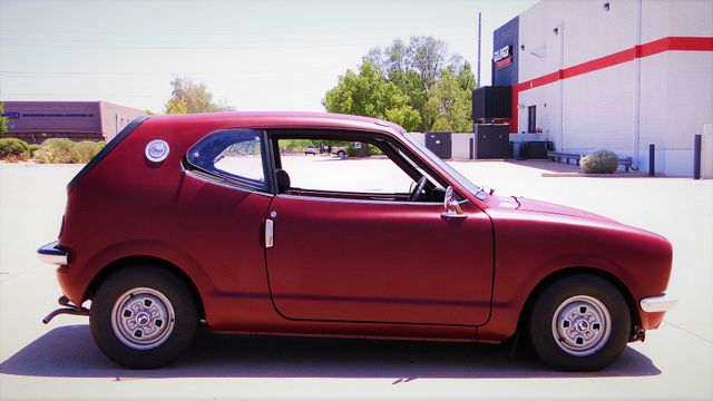1972 Honda Z-600 COUPE Phoenix, Arizona 7