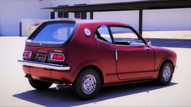 1972 Honda Z-600 COUPE Phoenix, Arizona 9