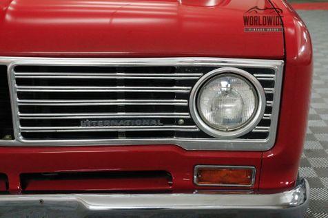1972 International SCOUT HARVESTER TRUCK RESTORED 4X4 RARE | Denver, CO | Worldwide Vintage Autos in Denver, CO