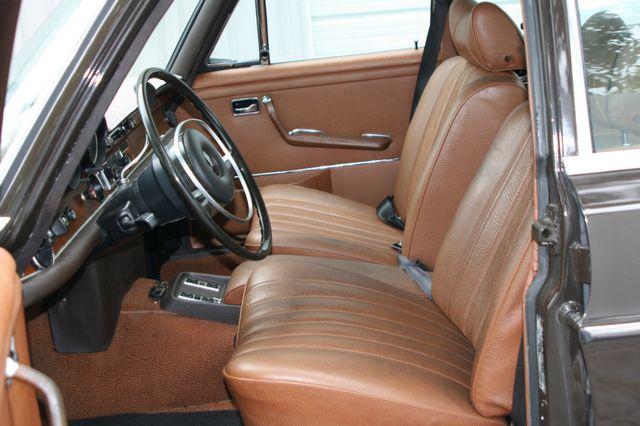 1972 Mercedes-Benz 280 SE Houston, Texas 14