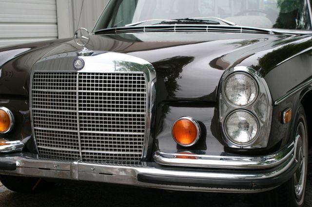 1972 Mercedes-Benz 280 SE Houston, Texas 2