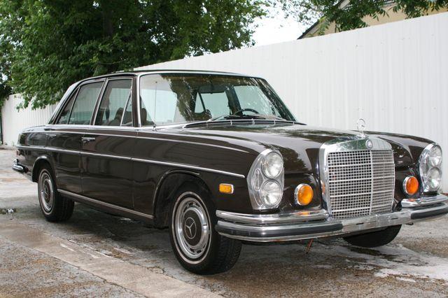 1972 Mercedes-Benz 280 SE Houston, Texas 4