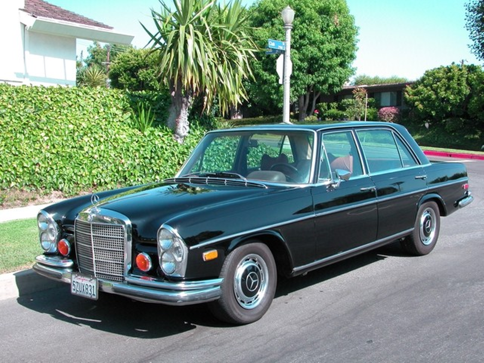 1972 mercedes benz 280 sel 45 super clean collectible for 1972 mercedes benz