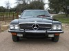 1972 Mercedes Benz 350 SL Beaumont, TX