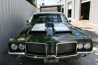 1972 Olds Mobile 442 Convertible Houston, Texas