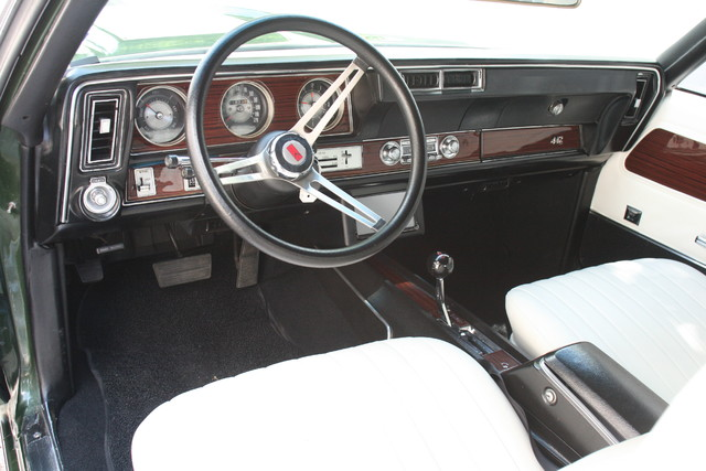 1972 Olds Mobile 442 Convertible Houston, Texas 12