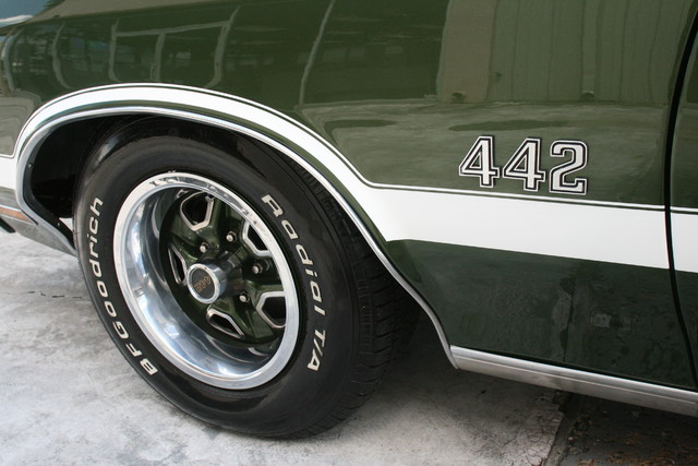 1972 Olds Mobile 442 Convertible Houston, Texas 6